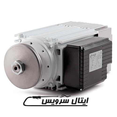 الکتروموتور تخت تکفاز 2.2 kw